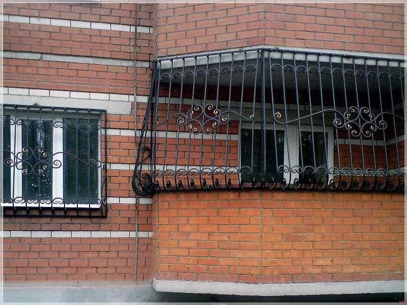 Решетки для балкона