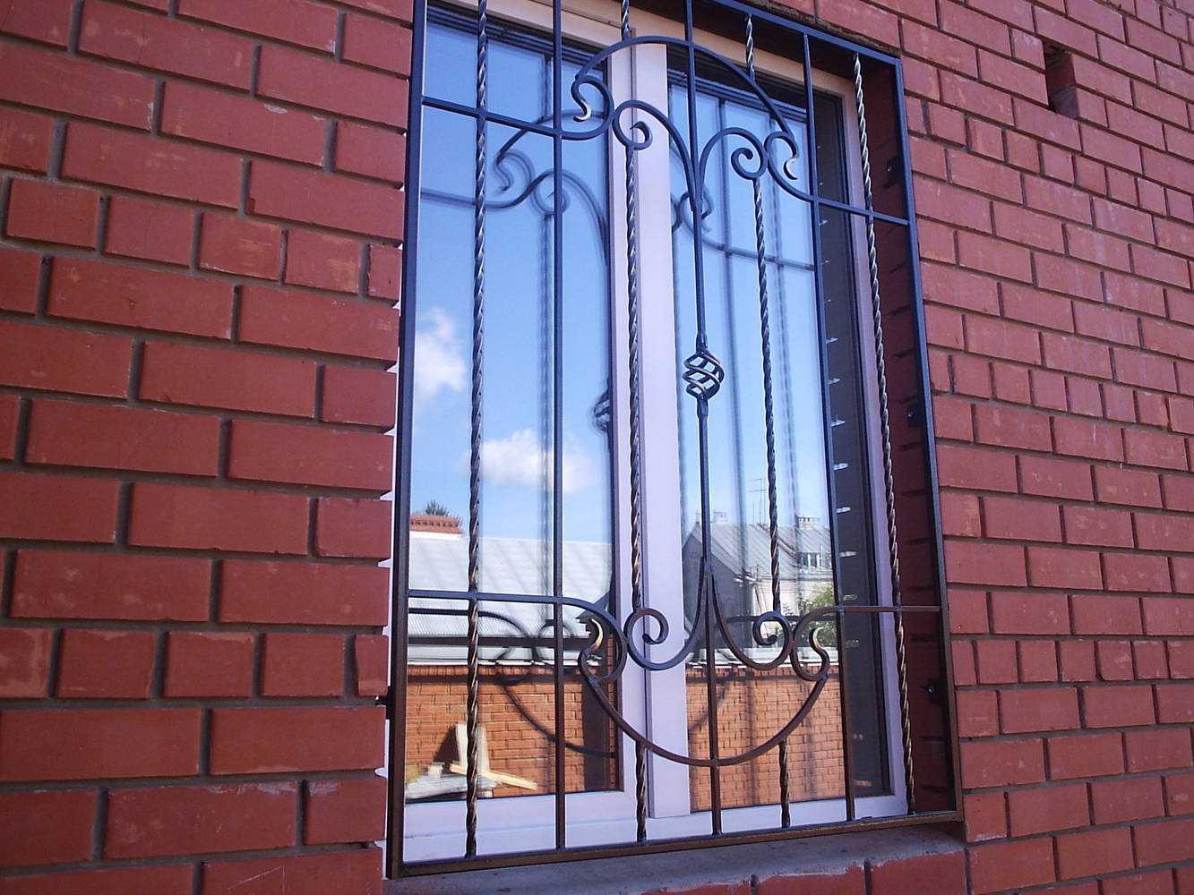Решетки на окна от детей
