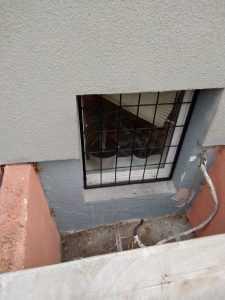 Вентиляционные решетки на окно для подвала