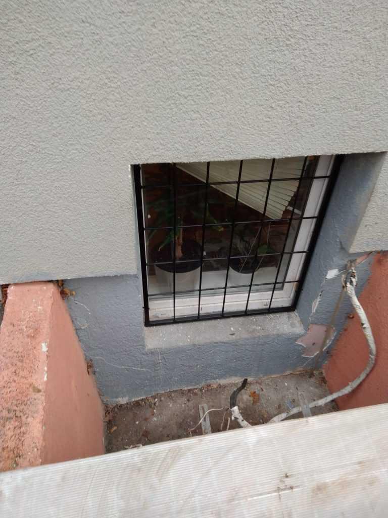 Вентиляционные решетки на окно для подвала (цоколя)