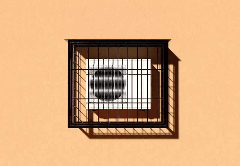 Фото 1 - Решетка для кондиционеров Р-КН 2.