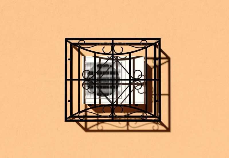 Фото 1 - Решетка для кондиционеров Р-КН 6.