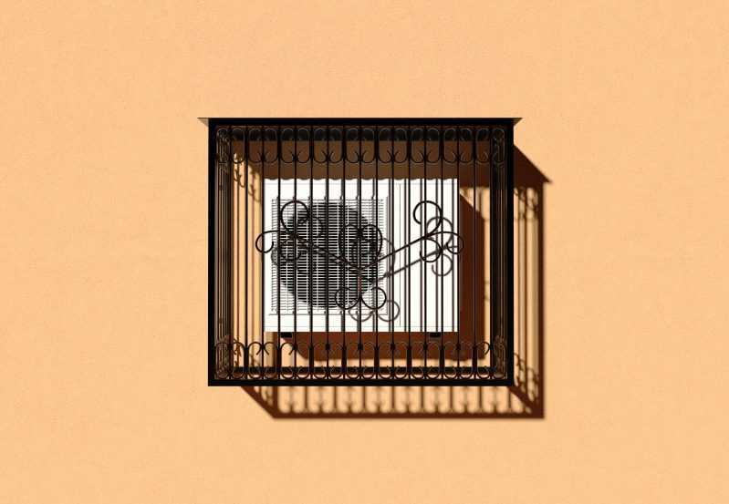 Фото 1 - Решетка для кондиционеров Р-КН 7.