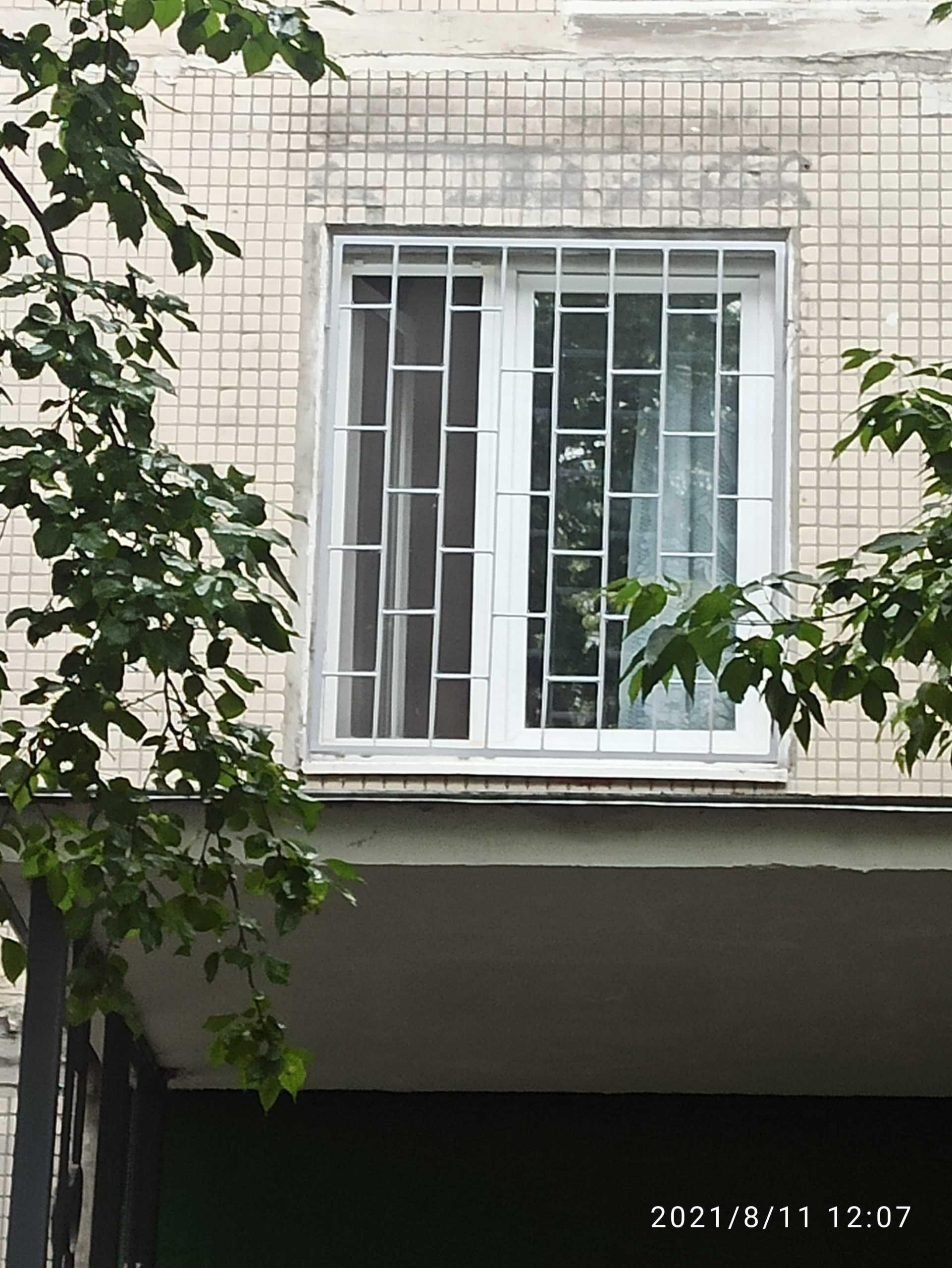 Решетки на окна от выпадения детей Фото 1