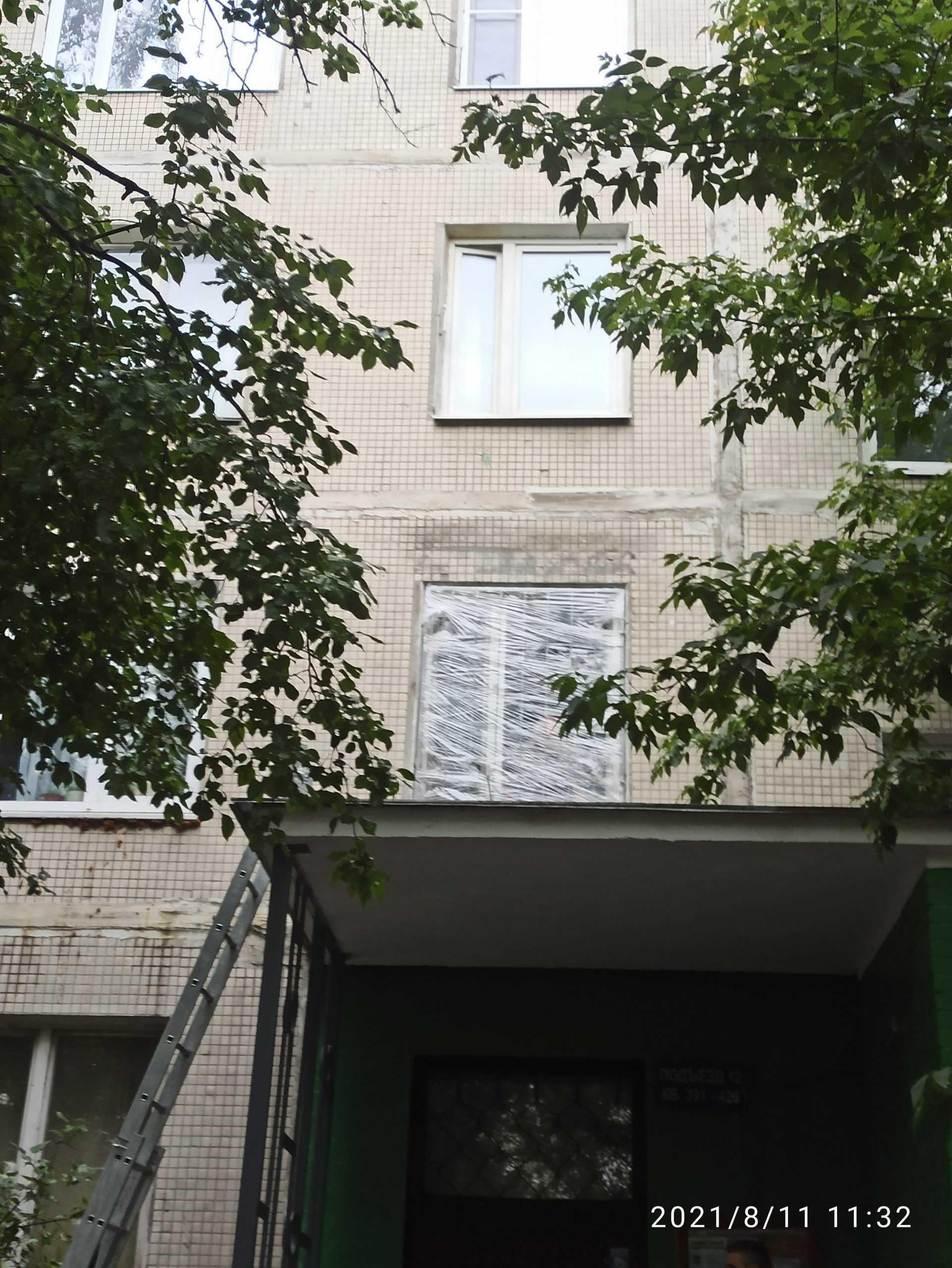 Решетки на окна от выпадения детей Фото 4
