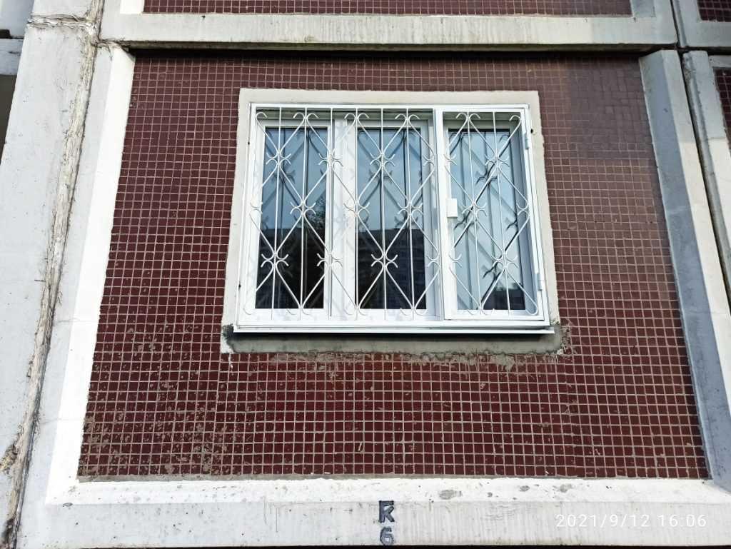 Решетки на окна распашные Фото 1